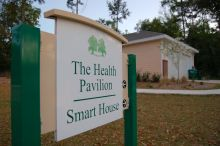 Smart House sign