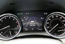 Camry instrument cluster